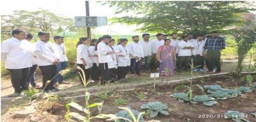 Visit to Organic Farm, Kaneri Math Kolhapur