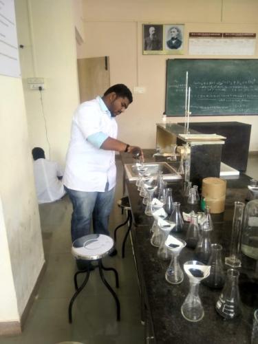 Determination of Available Potassium